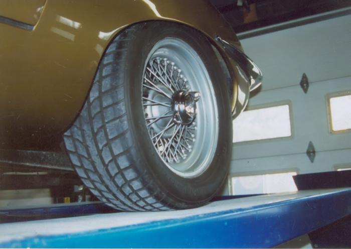 Lippincott\'s Garage - Services - Wheels and Tires